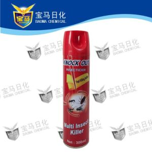 Oil Based Aerosol Insecticide pictures & photos