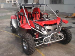 Red 500CC Go Karts With EEC (RL500-1B)
