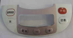 Foshan Membrane Switch Panel