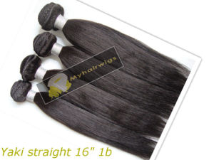 Yaki Straight Brazilian Hair Weft (BHHW-03)