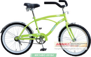 20′′ Girls Bicycle Beach Cruiser Bicycle pictures & photos