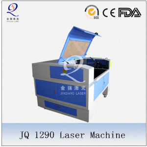 Low Price Stencil Laser Cutting Machine pictures & photos