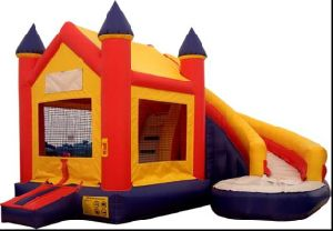 Hot Selling Inflatable Naughty Castle