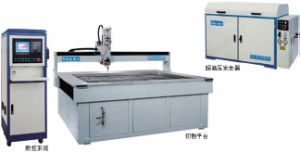 Waterjet Cutting Machine (1.3m*1.3m) pictures & photos