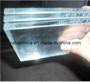 4mm Decorative Ultra-Clear Tempered Glass pictures & photos