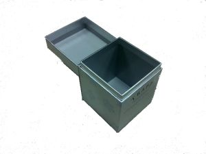 Gift Paper Box/Jewelry Box/Rigid Paper Box (CP4059)