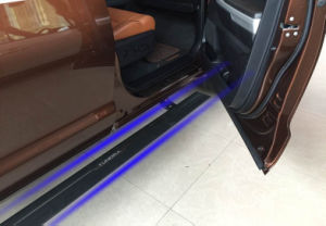 Electric Running Boards >> Auto Parts Electric Running Board Side Step Pedal For Toyota Tundra