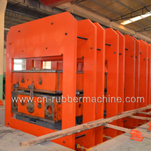 Fabric Core Conveyor Belt Vulcanizing Press pictures & photos