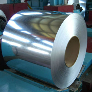 Hot Rolled Galvanized Steel (Hot dipped) Coil for Building Material