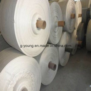 50kg Transparant PP Woven Fabric for Sugar Bag