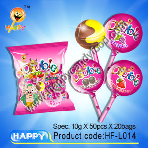 Whistle Lollipop / Whistle Lollipop with Assorted Flavor (HF-L014)