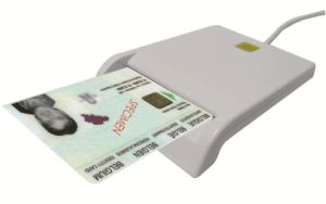 USB Smart Card Reader /Write (ATM N58)