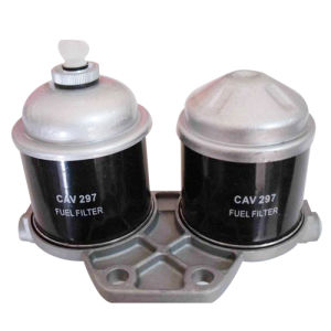 Fuel Filter Assembly (Double Head)