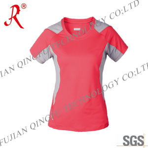 6e9bca1a427 Brand Design Sport T Shirt for Women (QF-265)