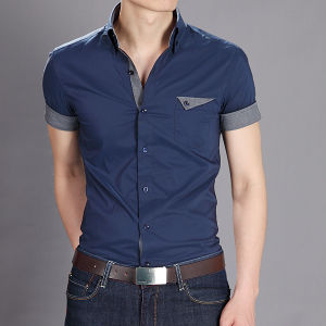Tailor Made Customized Long Sleeve Mens Shirts pictures & photos