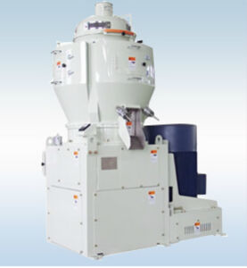 Vertical Emery Roll Whitener 01 Mnml-01-46 Rice Mill Machine