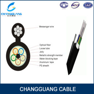 China Professional Manufacturing Factory Gytc8a Self-Supporting High Tensible Strength Optical Fiber Cable