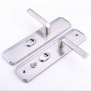 304 Stainless Steel Home Door Handle (ATC-286) pictures & photos