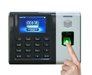 ID Card Reader and Fingerprint Time Attendance (GT100/ID) pictures & photos
