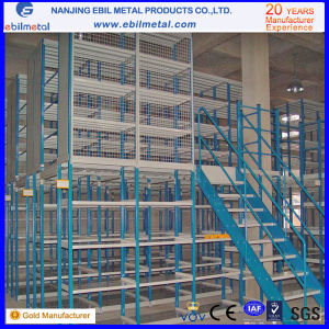 China Manufacturer Ebil Metal Industrial Multi-Layer/ Mezzanine Rack pictures & photos