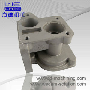 Aluminum Connecting Piece From Sand Casting