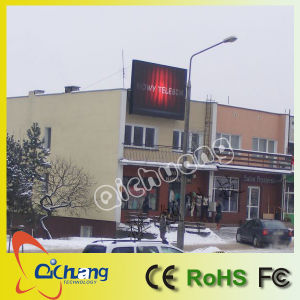 P10 Front Service Full Color Outdoor LED Sign pictures & photos