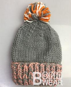 e31fe301dd5 China Women Winter Headwear Nice Gift Warm Handmade Beanie Hat ...