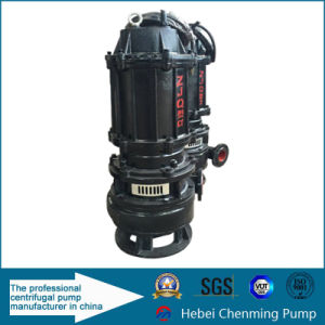Zjq Best Vertical Mine Sand Centrifugal Submersible Slurry Pump