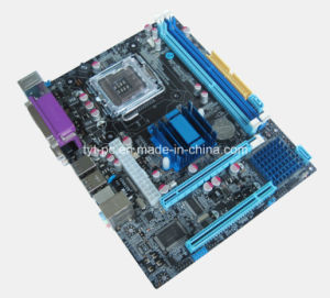 2017 Top Sales Original Intel Motherboard G41 Combo Socket 775 DDR2+DDR3 Computer Motherboard pictures & photos