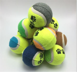 Silicone Rubber Ball for Dog pictures & photos
