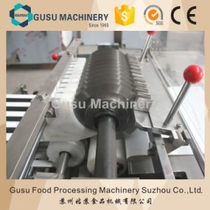 Gusu Snickers Candy Bar Forming Cutting Line pictures & photos