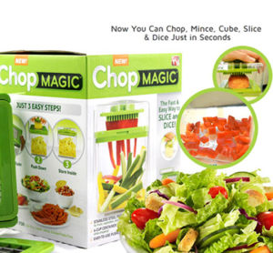 2015 Kitchen Multifunction Chop Magic