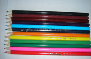 Hot Selling Eco Friendly Wooden Drawing Colored Pencil