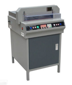 450vs+ Numerical Control Paper Cutter Machine pictures & photos