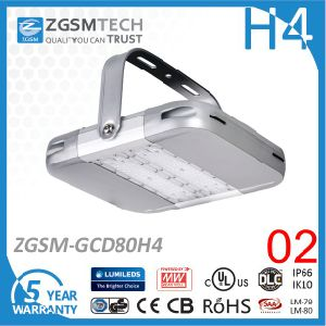 Cheap 80W LED High Bay Light with Motion Sensor IP66 pictures & photos