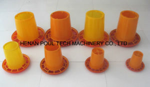 Poultry Farming Used 100% PE Material Chicken Feeder pictures & photos
