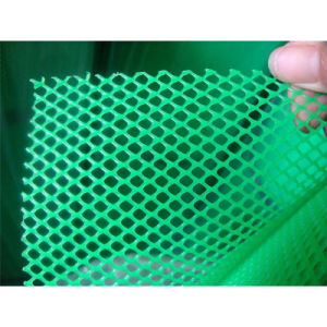 2016 Good Price Hexagonal Green Plastic Plain Nettings pictures & photos