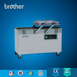 Brother Hot Sale Stainless Steel Dz Double Chamber Vacuum Packaging Machine