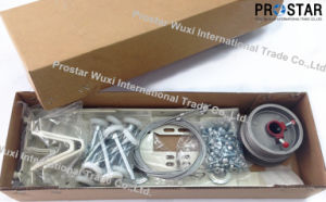 Quality Hardware Kits for Sectional Garage Door with Powder Coated