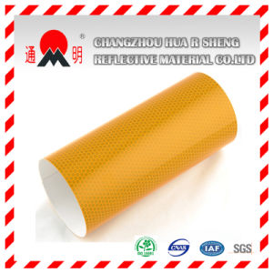 Yellow High Intensity Grade Reflective Material (TM1800) pictures & photos