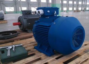 Ie3 Iron High Efficiency AC Motor 180HP 132kw 4p