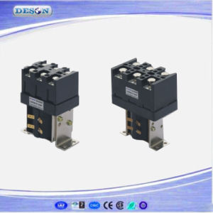 6V-150V 50Hz/60Hz 100A 3no DC Magnetic Contactor pictures & photos