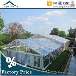 Flame Resistant 800 Person Giant Meeting Transparent Canopy Tents pictures & photos
