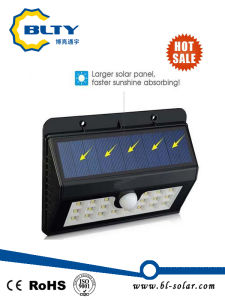 Solar LED Wall Outdoor Light pictures & photos