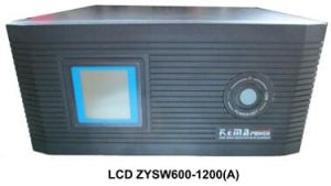 Online Interactive Home UPS (ZYSW600-1200A Inverter With Charger) pictures & photos