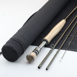 High Quality Fast Action Carbon Fly Fishing Rod pictures & photos