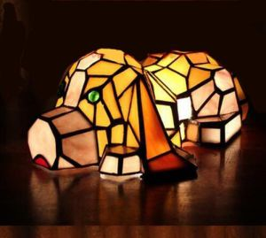 China tiffany table lamp wholesale cheap price stained glass table tiffany table lamp wholesale cheap price stained glass table lamp animal lamp shade aloadofball Image collections