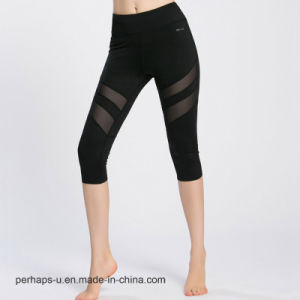 f7c058392eedb China High-End Sports Running Fitness Pants Breathable Leggings ...