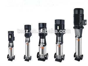 DLB Stainless steel Light Vertical Multi-stage Centrifugal Domestic Water Pump pictures & photos