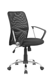 Colorful Lifiting and Swiveling Mesh Office Chair